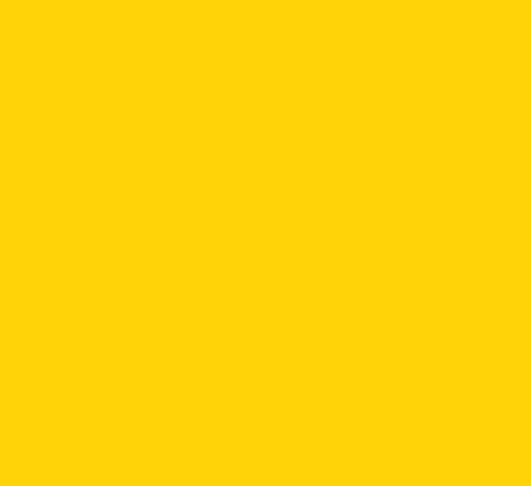 טפט להדבקה עצמית - צהוב מט