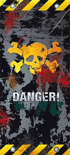 """תמונת טפט """"סכנה"""" - Danger"""