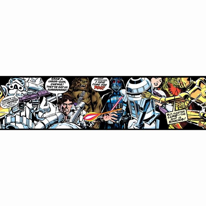 בורדר של מלחמת הכוכבים - קומיקס