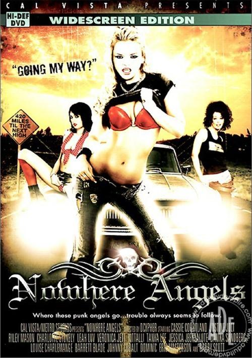 DVD : Nowhere Angels 1