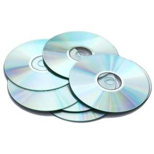 6 סרטי DVD באורך 10 שעות