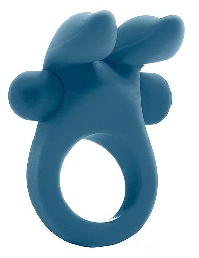 טבעת רטט אוזני הארנב מסיליקון רפואי