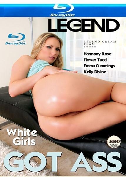ישבנים של נערות לבנות - White Girls Got Ass - Blu-Ray