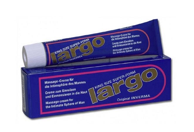 משחת לרגו לשיפור הזיקפה - Largo Inverma באישור משרד הבריאות