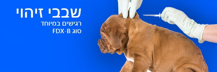 שבב זיהוי לכלב שבבים בעלי חיים מיני קטן 1.4x8mm