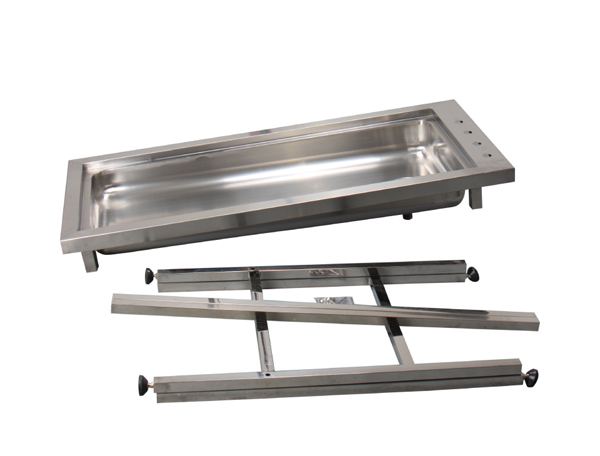 שולחן רטוב נירוסטה