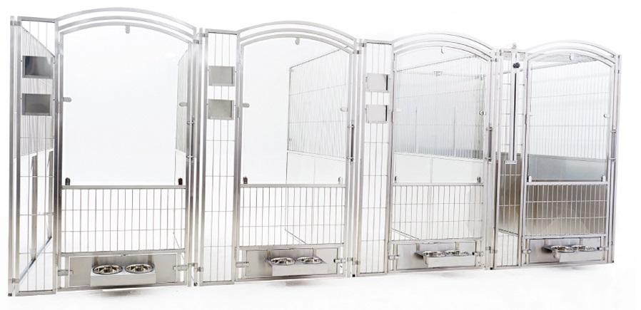 כלביות ושערים לתאי כלבים