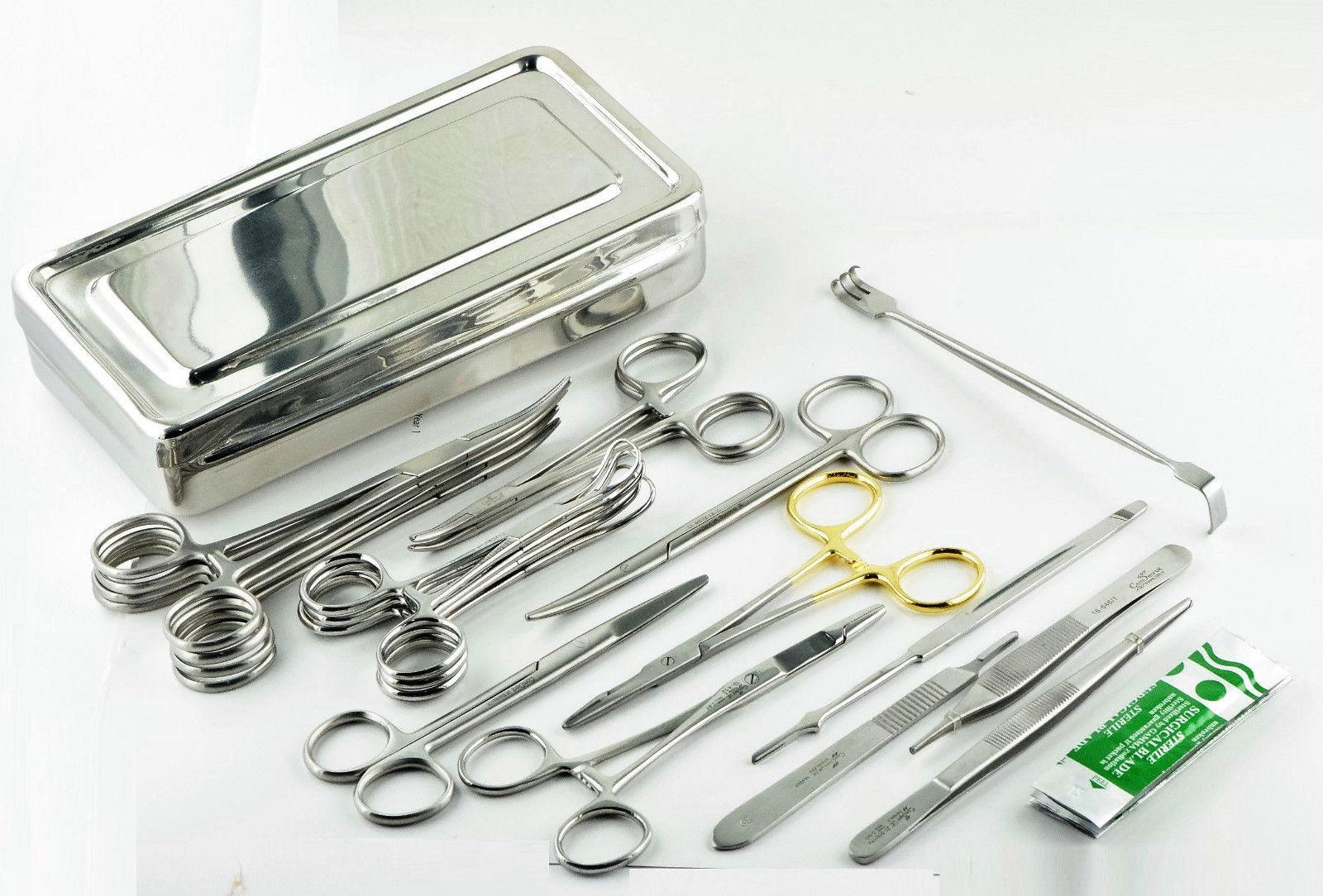 סט כלי ניתוח תוצרת אנגליה