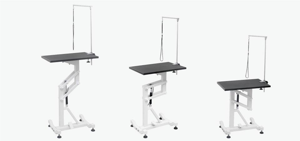 שולחן טיפוח הידראולי קטן 60*40