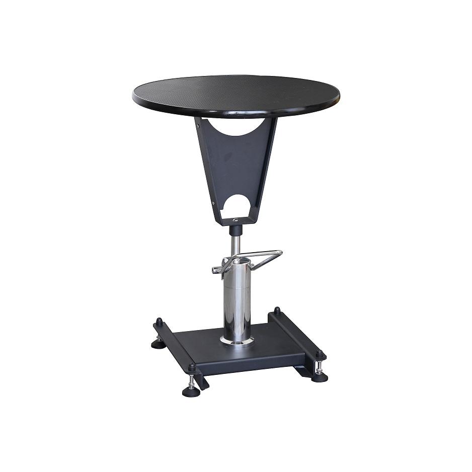 שולחן טיפוח עגול מסתובב קוטר 60