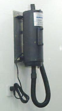 מתקן תלייה מנירוסטה לדרייר דו מנועי טורי