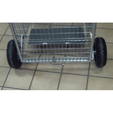 גלגלים למלכודת גדולה
