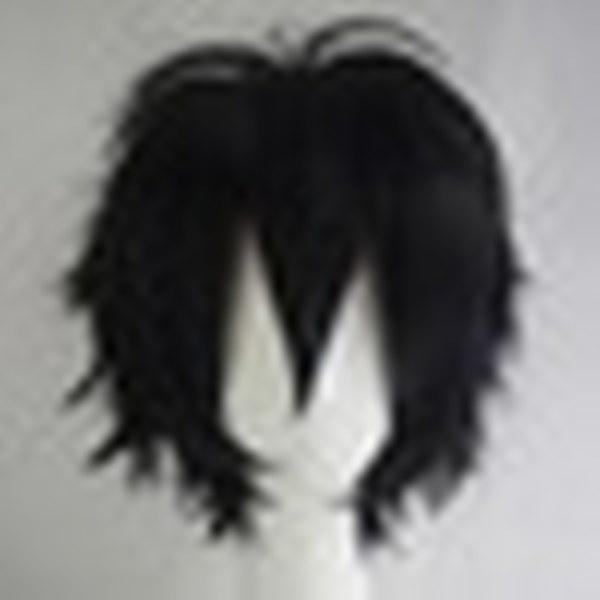 פאה שחורה קצרה מס' 10
