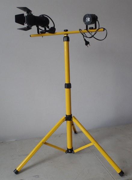 חצובה צהובה עד 2מ' גובה (ברזל)