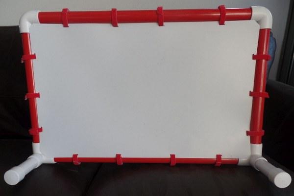סט מחברים למסגרת עם רגליות (ללא חיבורי ביניים)