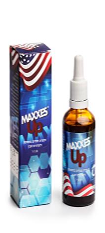 טיפות MAXXES UP לחיזוק האון ושיפור הזיקפה