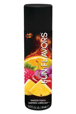 חומר סיכה מתחמם בטעם פירות טרופים- 116 גרם