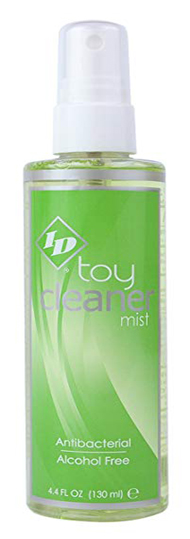 חיטוי וניקוי ID toy cleaner 130 ml
