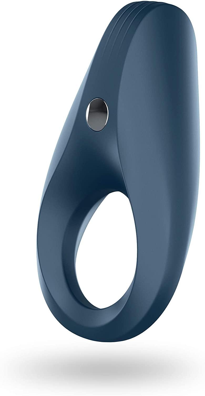 טבעת רטט זוגית נטענת מסיליקון  SATISFYER