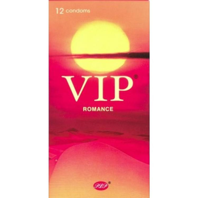 12 קונדומים VIP בטעמים