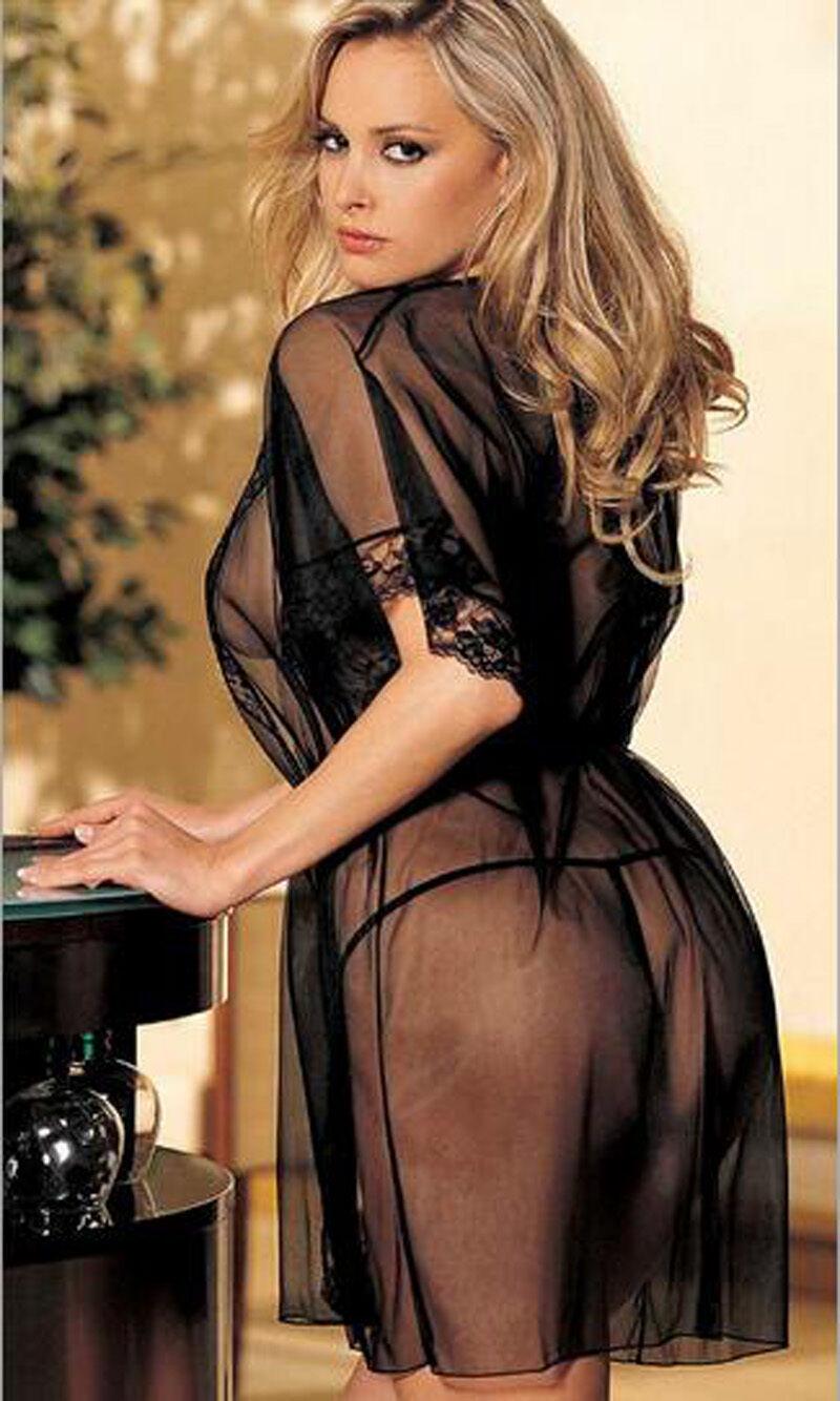 בייבי דול שחור סקסי עם סרט קשירה כולל חוטיני תואם