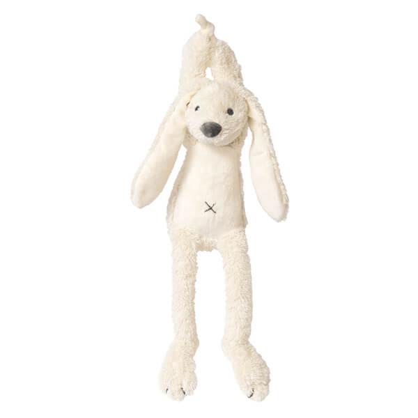 בובה לתינוק ארנב מנגן שמנת