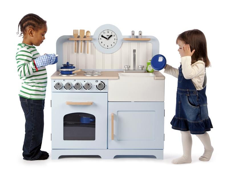 מטבח עץ לילדים מעוצב - תמונה 2
