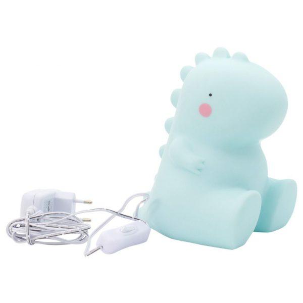 מנורת לילה בובה יפנית אקססוריז עיצוב חדר ילדים