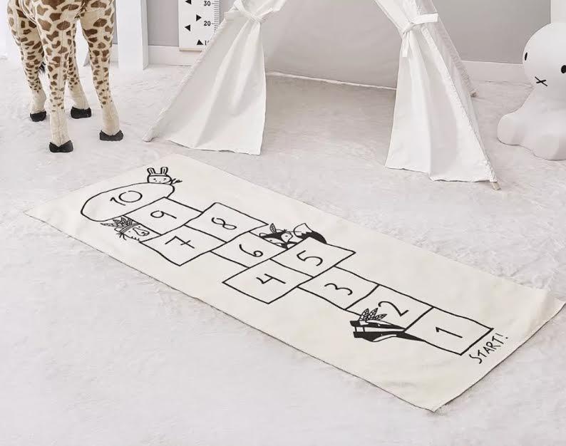 שטיח לחדר ילדים דגם קלאס