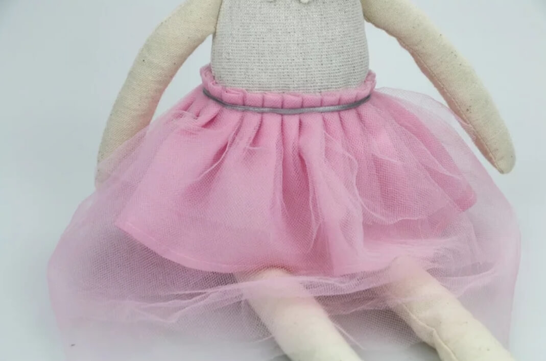 בובה לתינוק בובה לילדים דגם בובת בד עכברונת אקססוריז עיצוב חדר ילדים