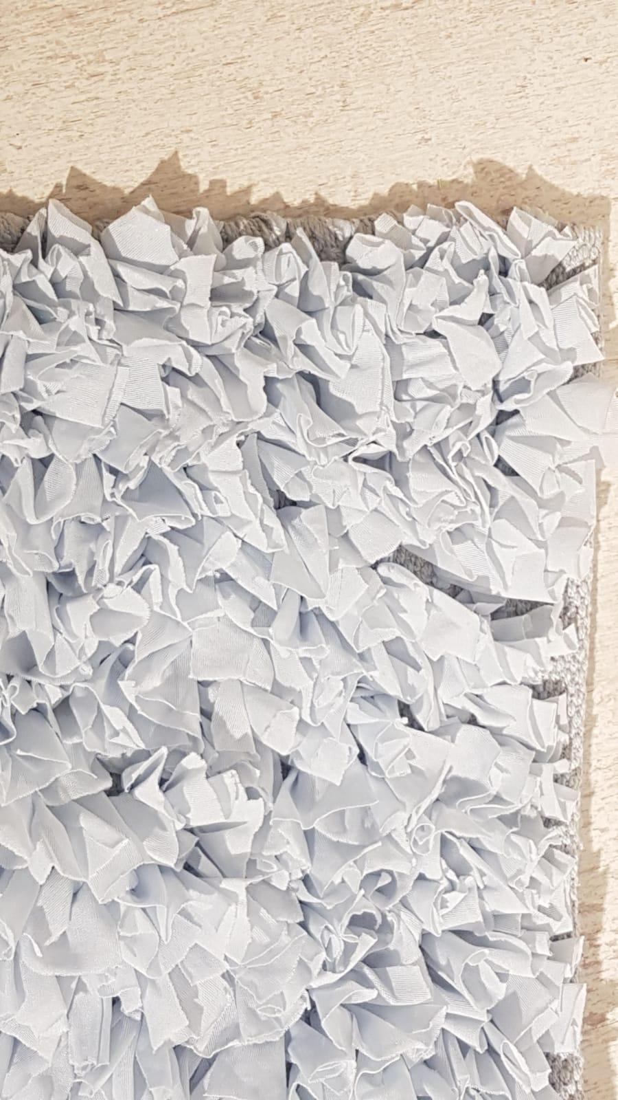 שטיח מלבן לחדר ילדים תכלת בהיר 140/200 ס
