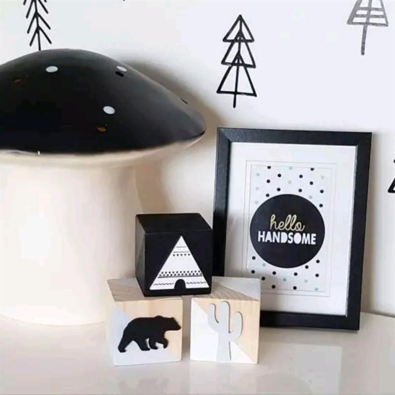 קוביות חיות עיצוב חדר ילדים קוביות אקססוריז עיצוב חדר ילדים
