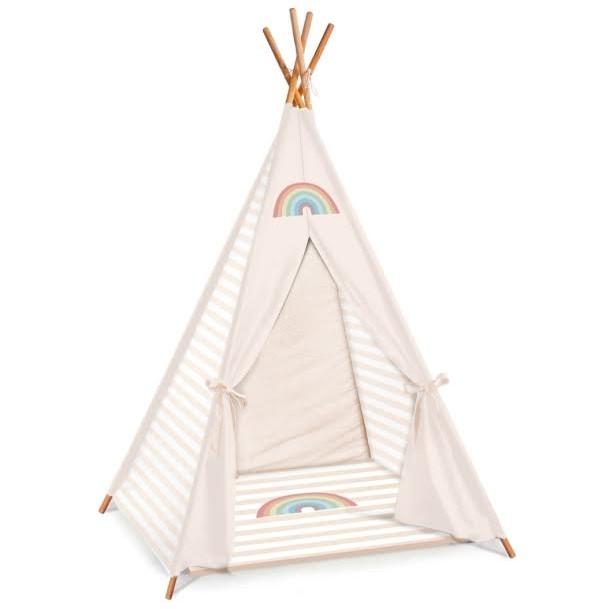 אוהל טיפי לחדרי ילדים דגם קשת