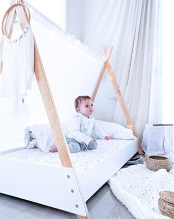 מיטת מעבר אוהל
