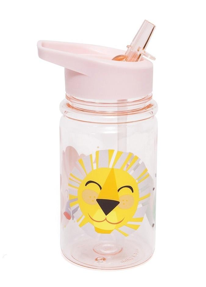 בקבוק שתייה לילדים דגם אריה