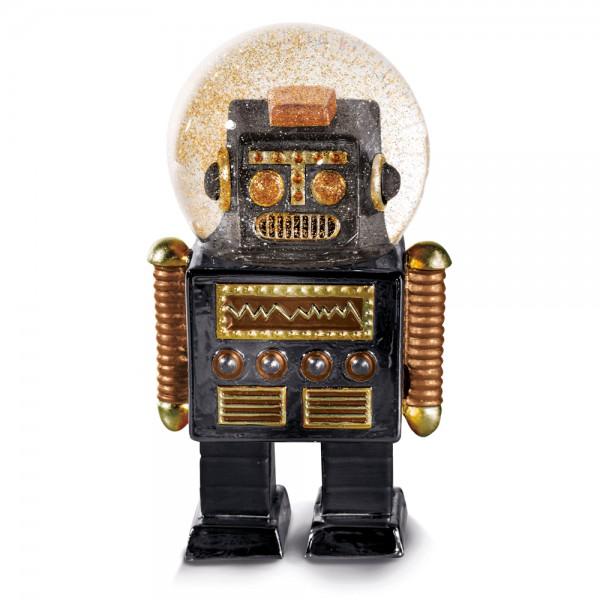 רובוט שחור