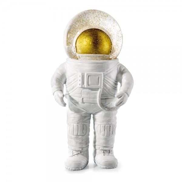 כדור שלג אסטרונאוט גדול