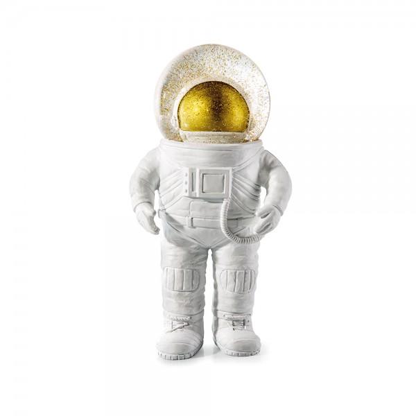 כדור שלג אסטרונאוט קטן