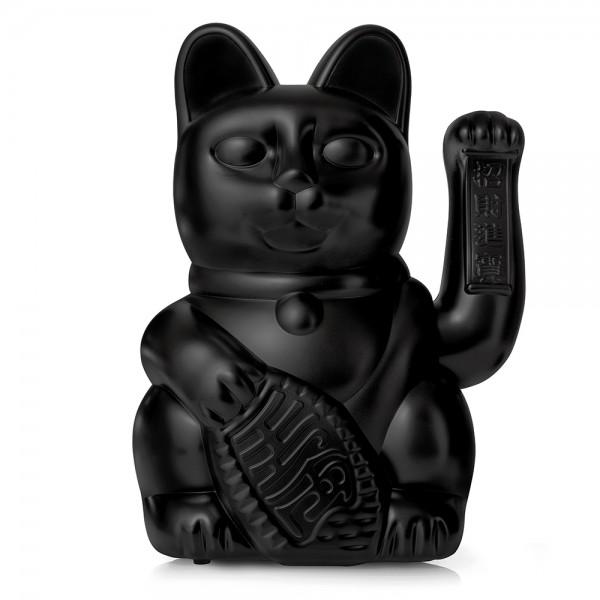 חתול מזל שחור גדול