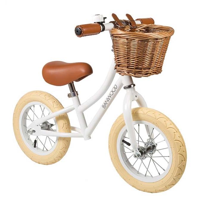 אופני איזון לילדים גון לבן