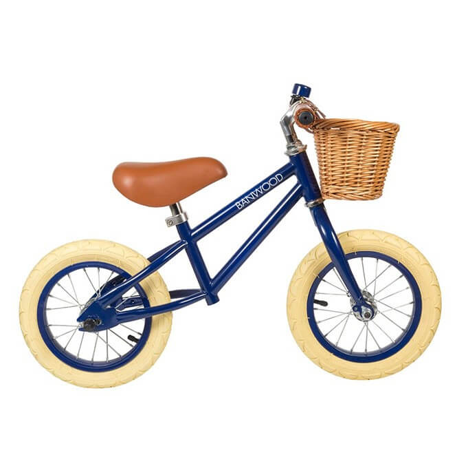 אופני איזון לילדים כחול נייבי