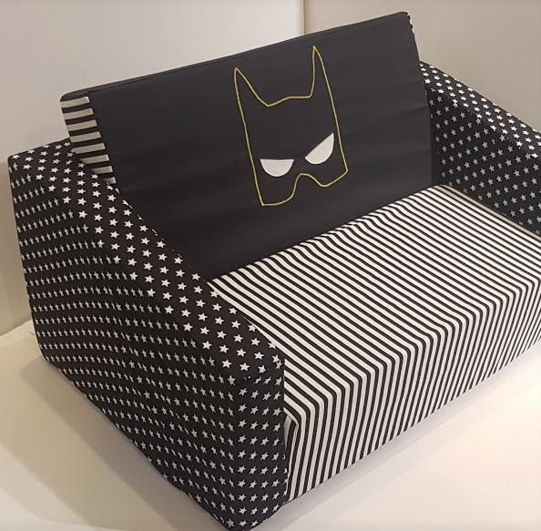ספה לילדים דגם באטמן