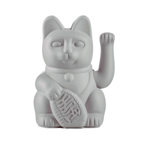 חתול המזל TOY אפור