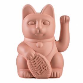 חתול המזל לאקי ורוד