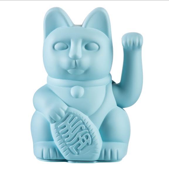חתול המזל לאקי קט טורקיז TOY