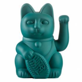 חתול המזל לאקי ירוק TOY