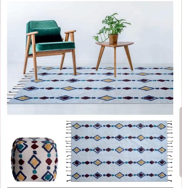 שטיח לחדר ילדים דגם קונטורו
