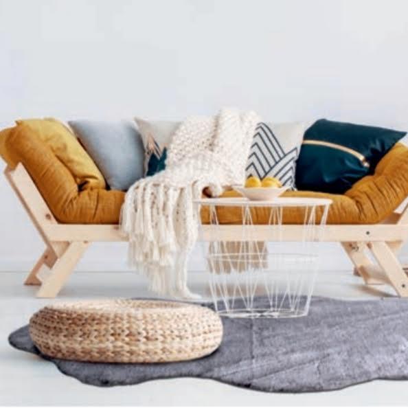 שטיח פרווה דגם פנטזיה