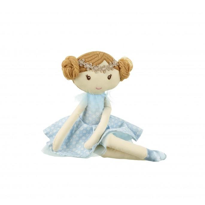 בובת בד לילדה בובה לילדה דגם גרייס