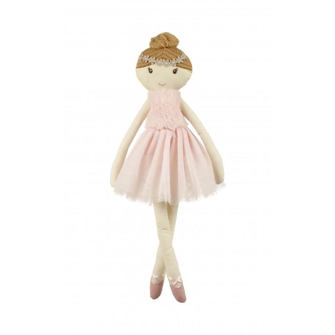 בובת בד נסיכה לילדות דגם - סופיה